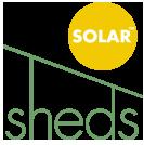 Solar Sheds Logo